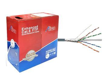 FTP kabel CAT 6E CCA  ALIEN 0.5mm 305m