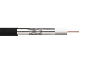 Koaxiální kabel CB113UV / 6,8 mm venkovní - metráž