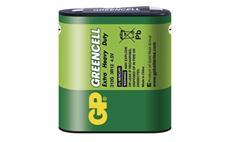 Baterie plochá GP Greencell 3R12 (4,5V)