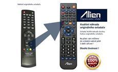 Dálkový ovladač ALIEN AB IPBOX 250 S PVR - náhrada