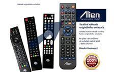 Dálkový ovladač ALIEN AB IPBOX 422 S - náhrada