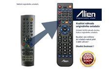 Dálkový ovladač ALIEN Humax HX 506 DIGI TV - náhrada