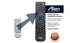 Dálkový ovladač ALIEN Panasonic EUR648200