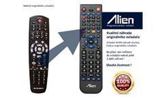 Dálkový ovladač ALIEN Showbox S 200, 300, 301, 500, 600, 700