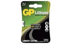 Foto lithiová baterie GP CR2 3V