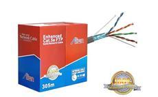 FTP kabel CAT 5E CCA ALIEN 0.5mm 305m