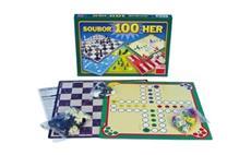 Hra stolní DINO SOUBOR HER 100
