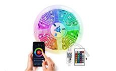 LED pásek Solight WM57 RGB Smart Wifi